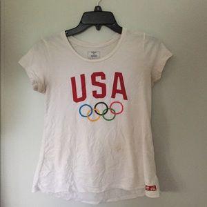 USA Olympic Team Apparel short sleeve